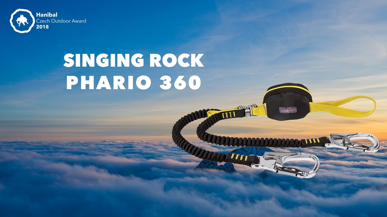 Recenze – Singing Rock Phario 360